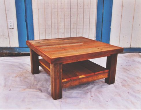 Custom Made Coffee Tables End Tables Sofa Tables By Coastal Country Creations