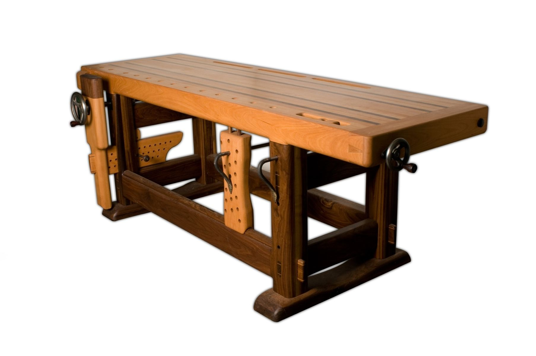 Hand Made Woodworking Bench By Gerspach Handcrafted Woodworks Llc