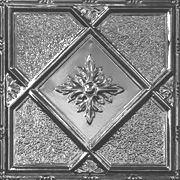 Custom Made Pressed Tin Ceiling 24 Inch Design