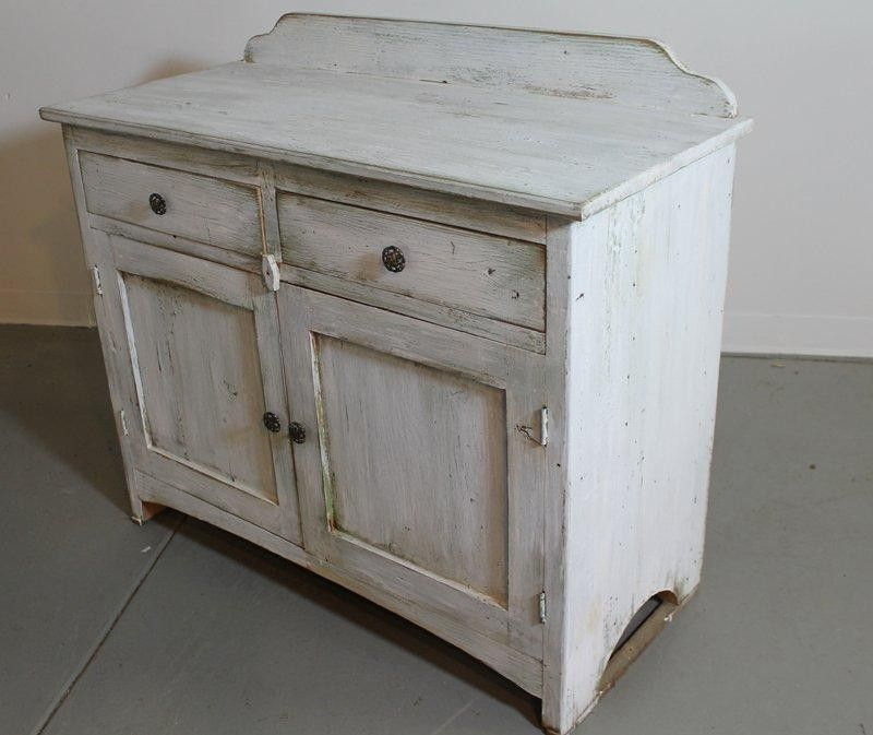 New Bathroom Vanity Made From Old Furniture Tsc