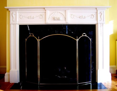 Custom Made Mantel