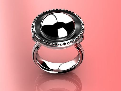 Custom Made Dome Ring