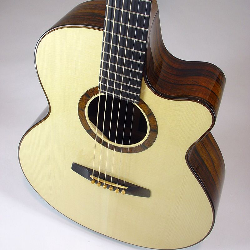 handmade blanchard tamarack acoustic guitar by mark blanchard guitars. Black Bedroom Furniture Sets. Home Design Ideas