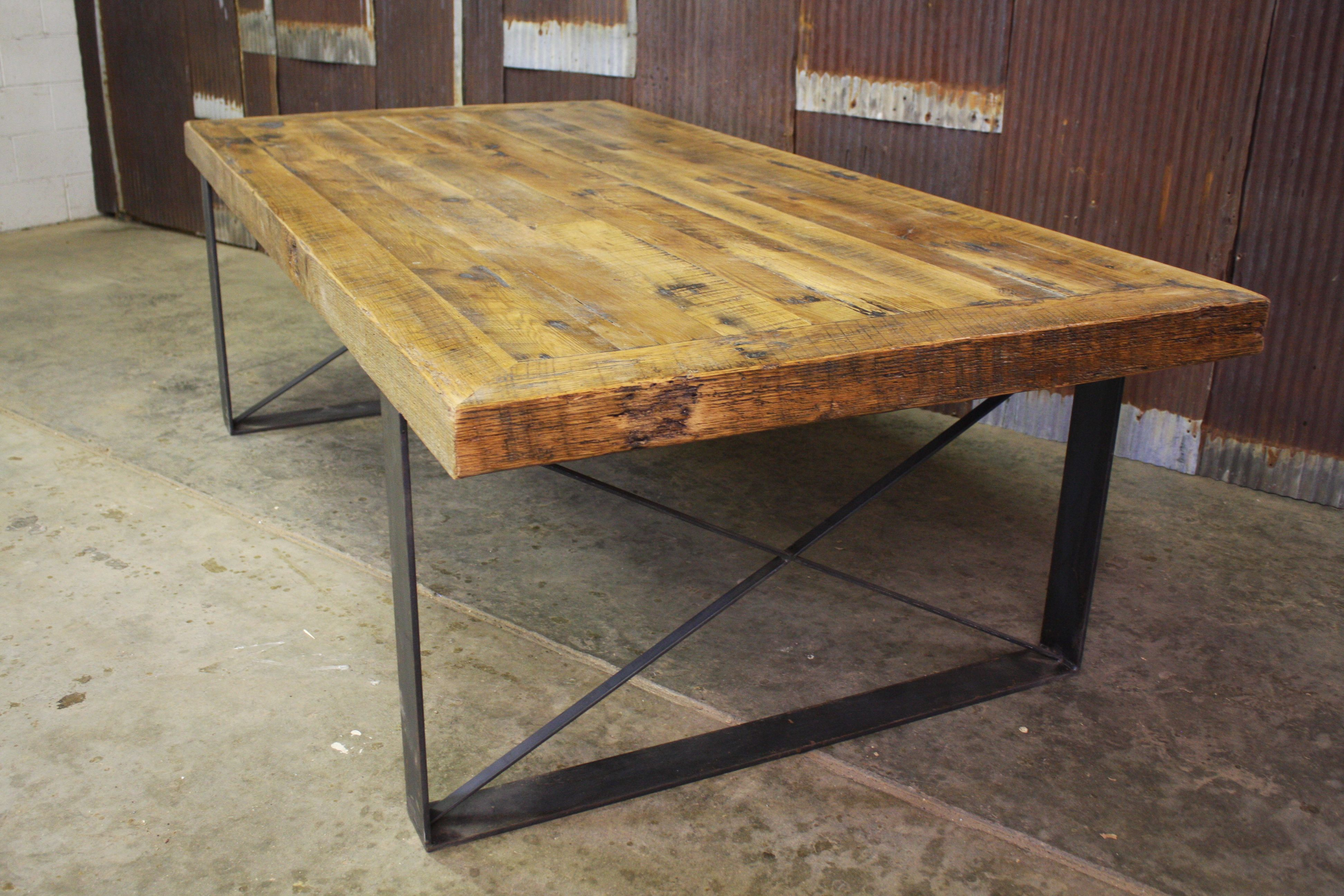 buy a handmade reclaimed barn wood conference table made. Black Bedroom Furniture Sets. Home Design Ideas