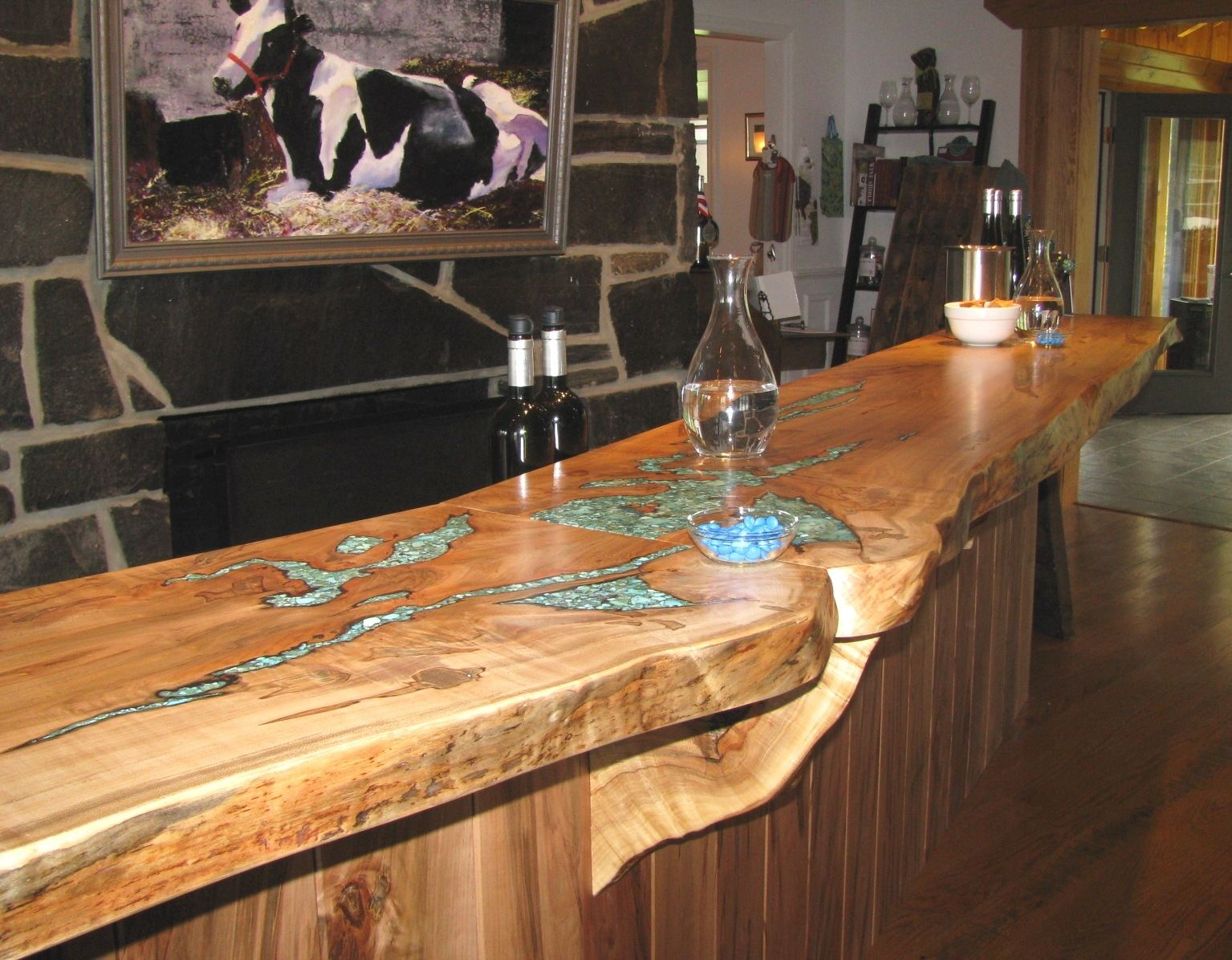 Handmade Mcritchie S Wine Bar By Haymore Enterprises Inc