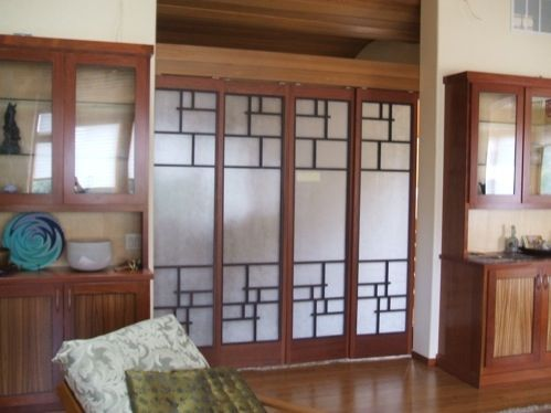 Hand Crafted Shoji Screen Doors By Sablestudios
