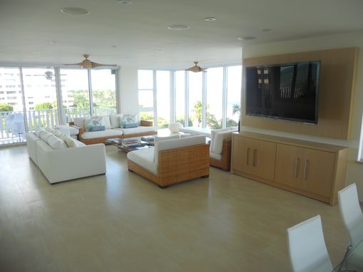 Custom Made Complete Design - Key Biscayne