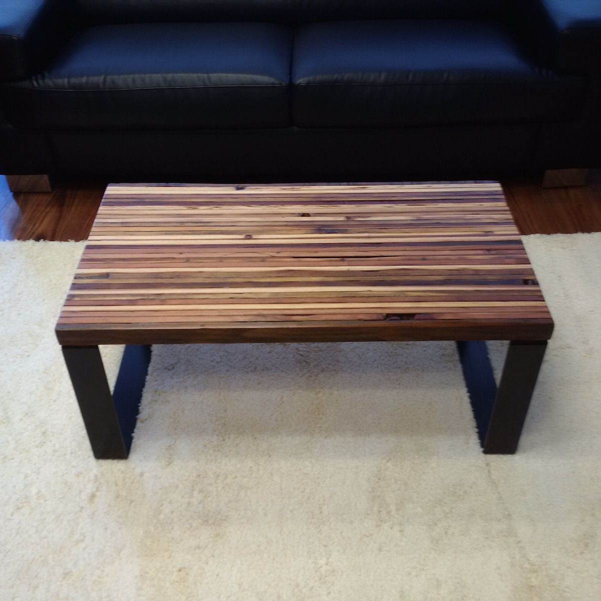 Buy A Custom Reclaimed Barn Wood Coffee Table Made To Order From Sweet Redemption Design