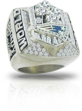 Custom Made Championship Sports Rings