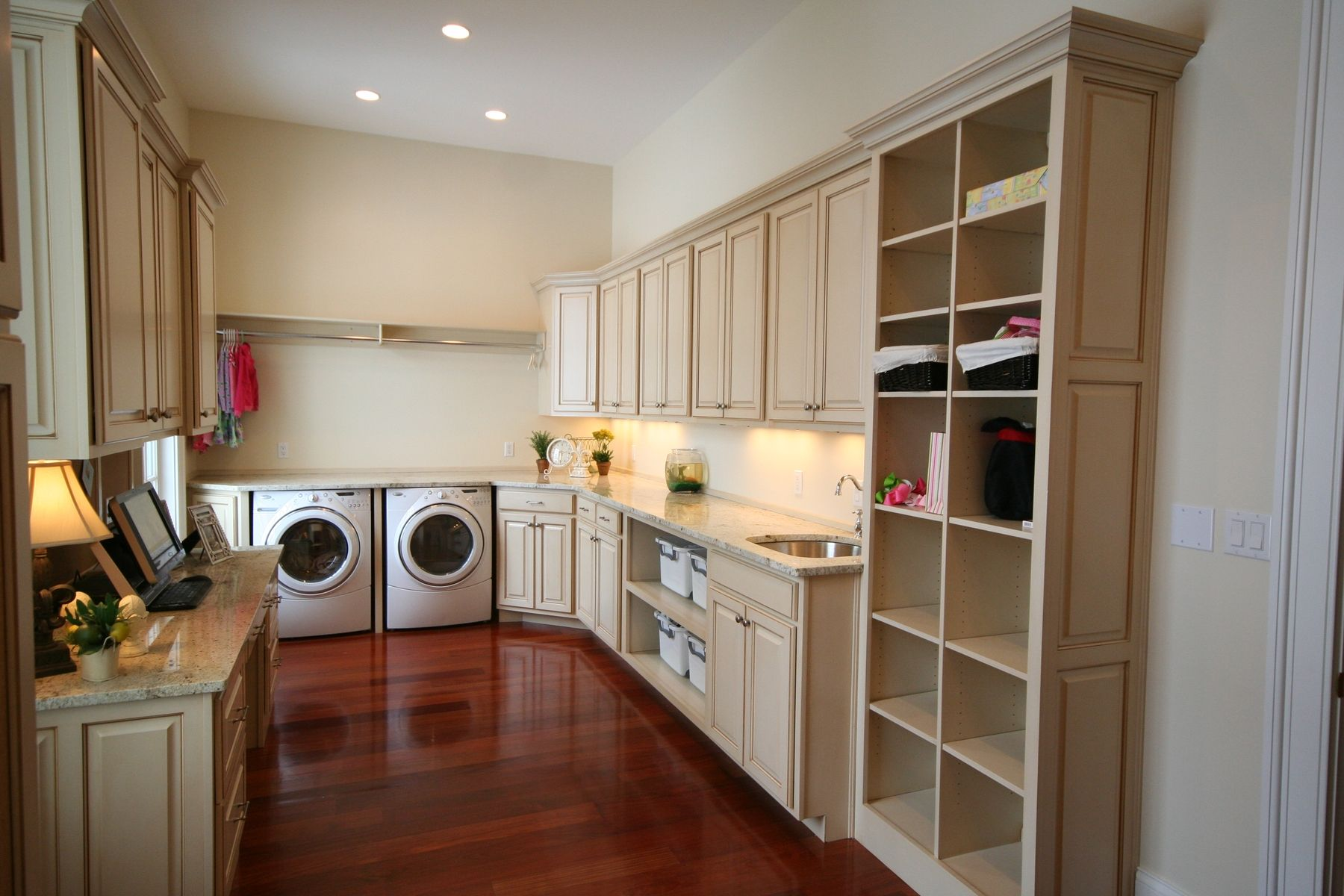 Custom Ultimate Laundry By Walters Cabinets Inc