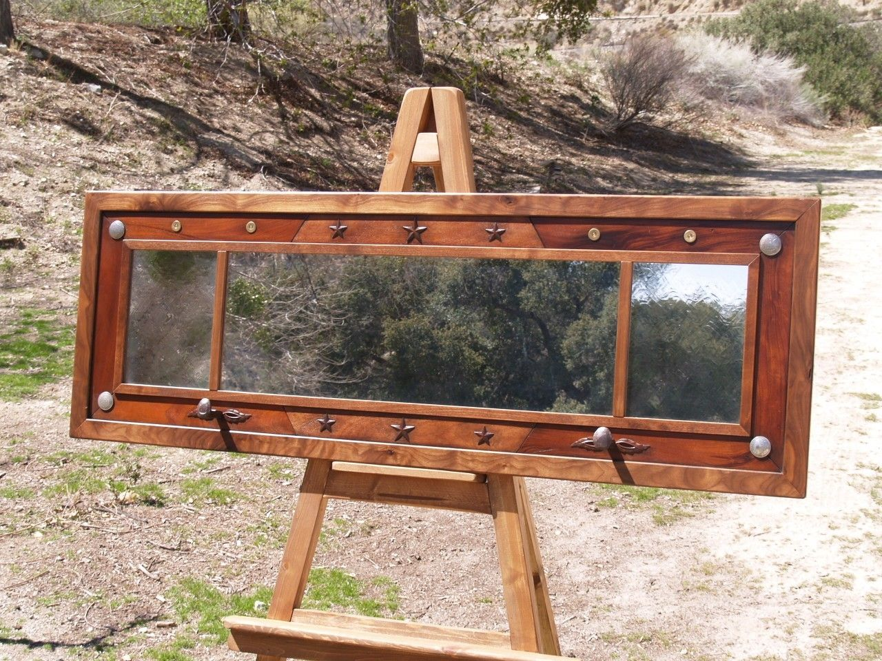 Custom mirror by art of wood for Custom made mirrors