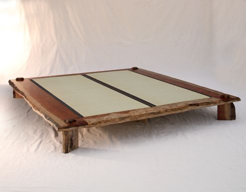 Custom Made Yamayoshi Bed