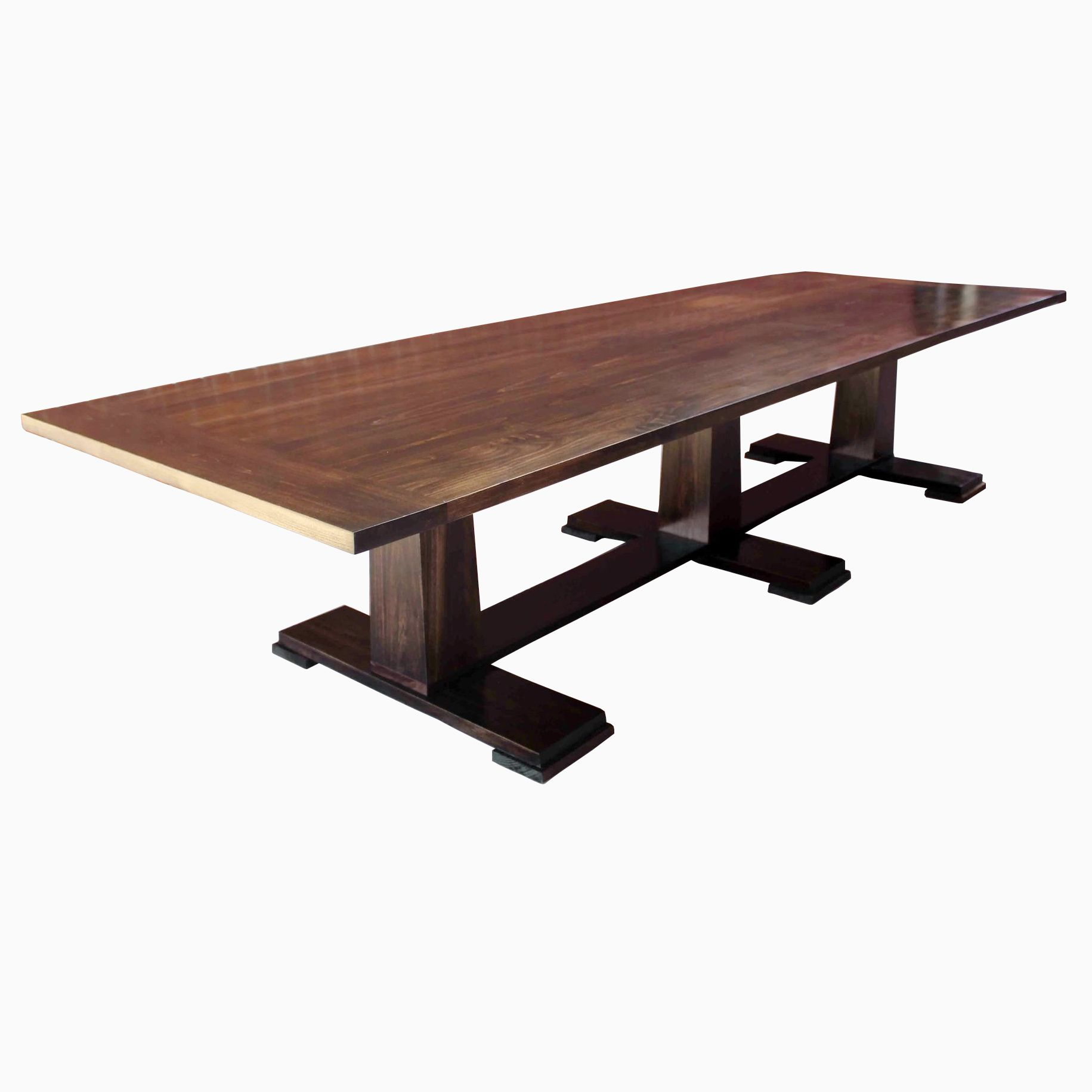 Buy A Hand Crafted Walnut Table, Made To Order From Art