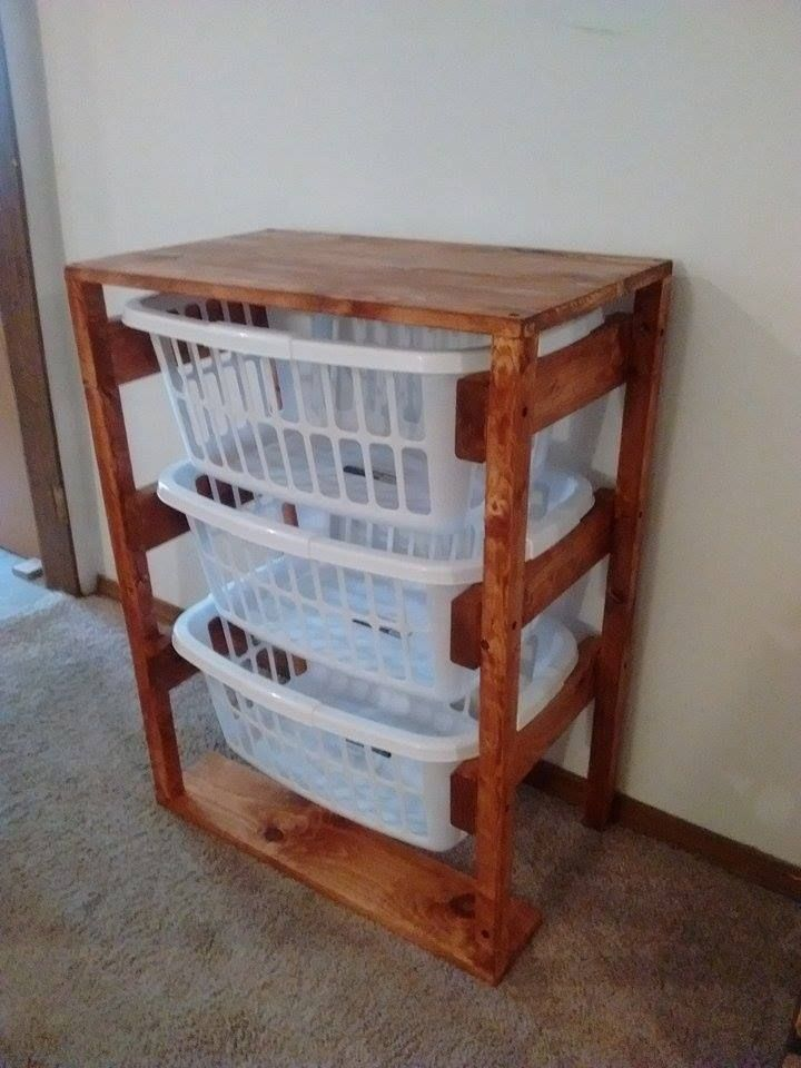 Buy Custom Laundry Basket Holders Made To Order From