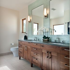 Cool Kitchener Waterloo Custom Bathroom Vanity Cabinets Renovations
