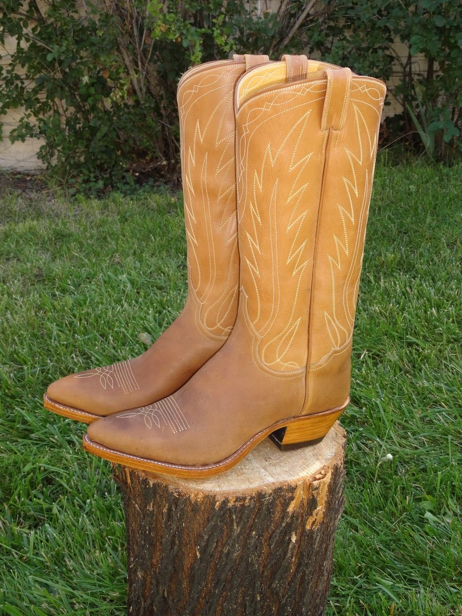 Cowboy Boot Makers ~ Handmade working cowboy boots by ghost rider