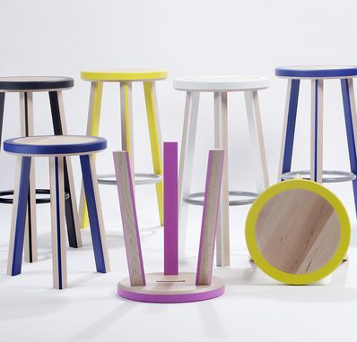Custom Made Trio Stools