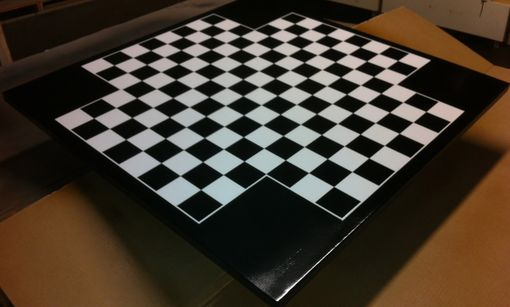 Custom Made 4 Player Chessboard