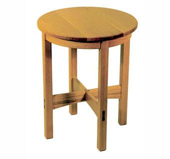 Custom Made Arts & Crafts Occasional Table