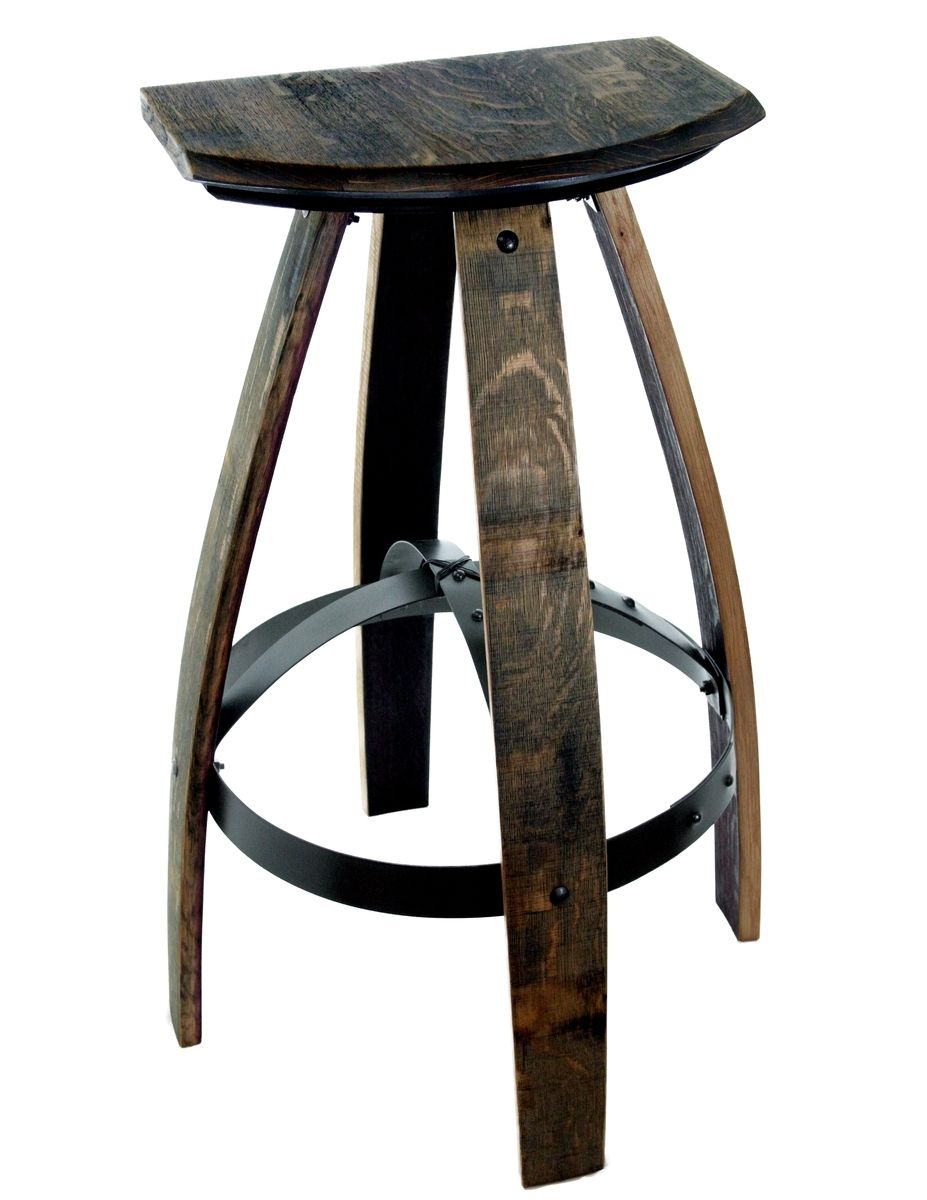 buy a hand made industrial style bar stools in weathered