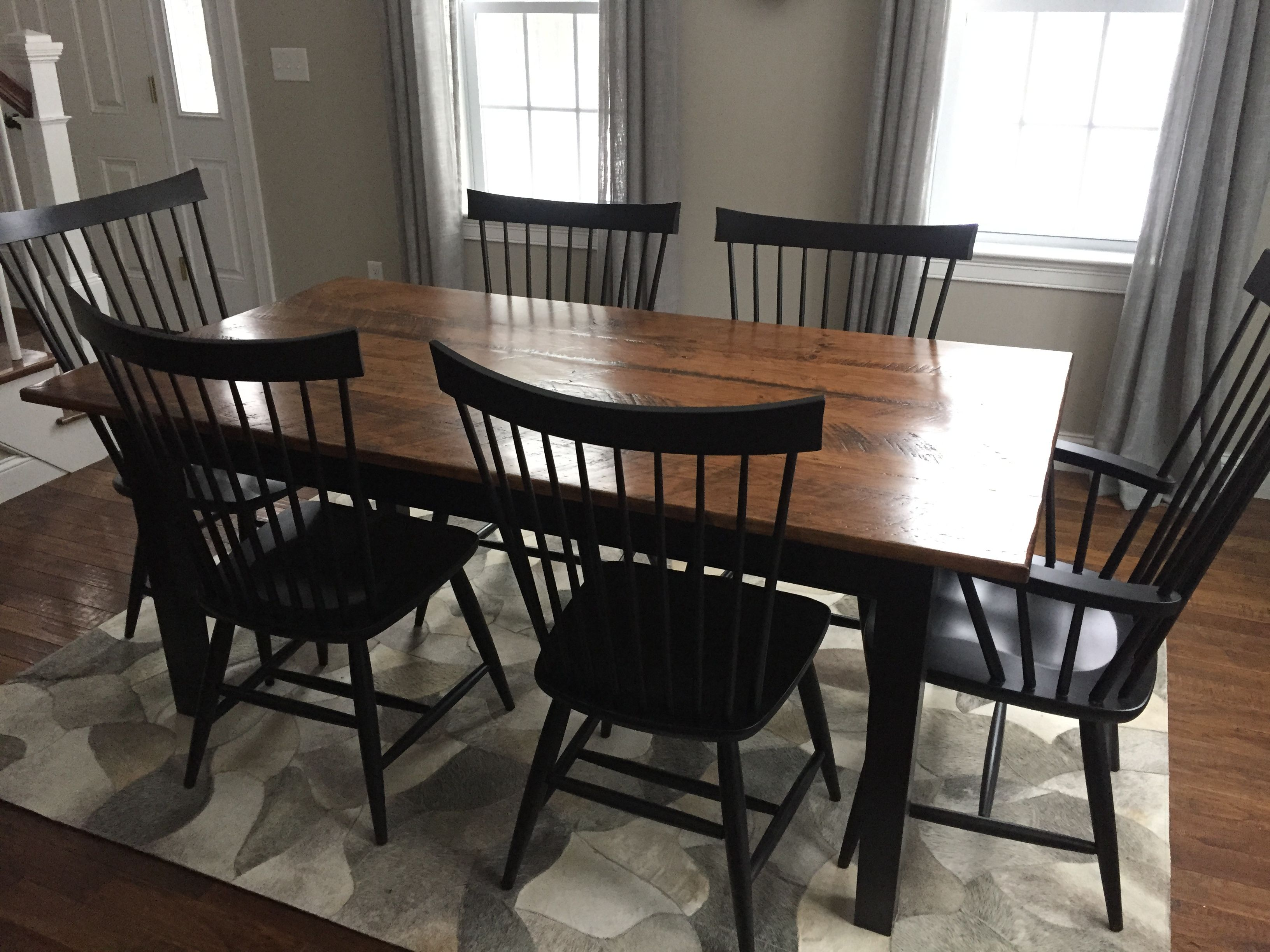 Handmade Shaker Farm Table 72 By David S Edgerly Customer