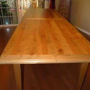 Mission Dining Tables Craftsman Arts And Crafts