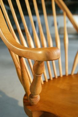 Custom Made American Windsor Dining Chair