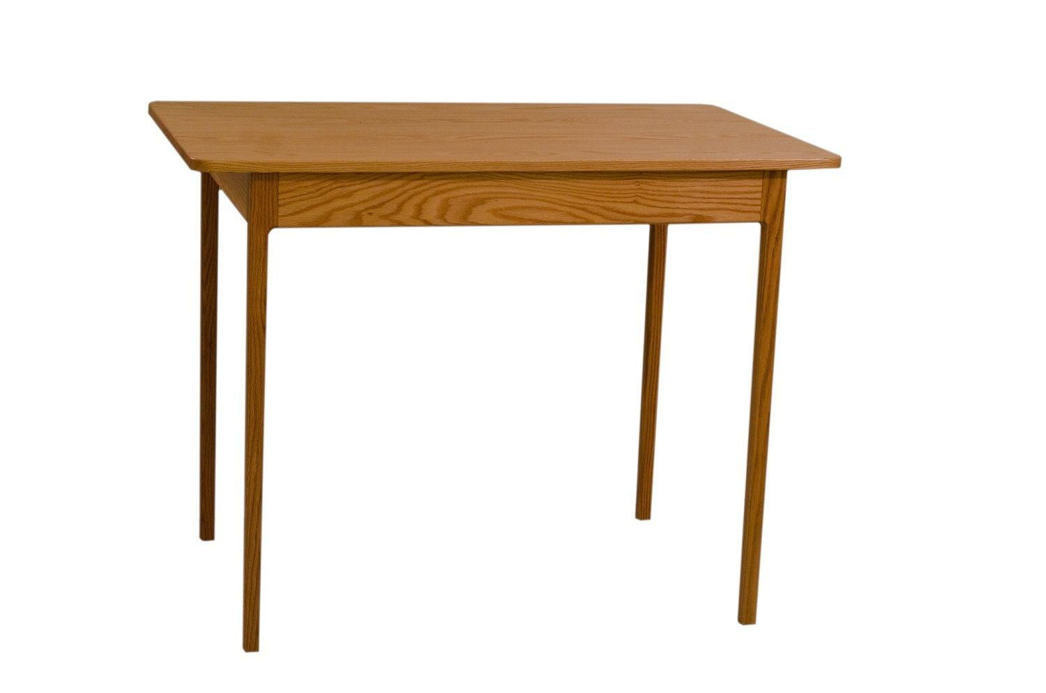 Custom made mid century danish modern style dining table for New style dining table
