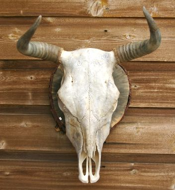 Custom Made Arizona The Hand Carved Bull