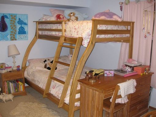 Custom Made Contemporary Bunkbed Set
