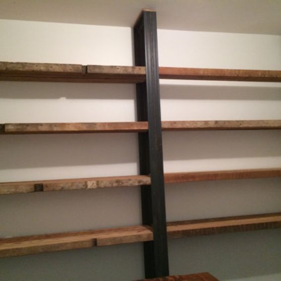 made from carolina pine wood 8 shelves handmade hardwood furniture
