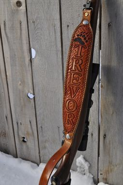 Custom Made Leather Rifle And Gun Scabbards And Sheaths