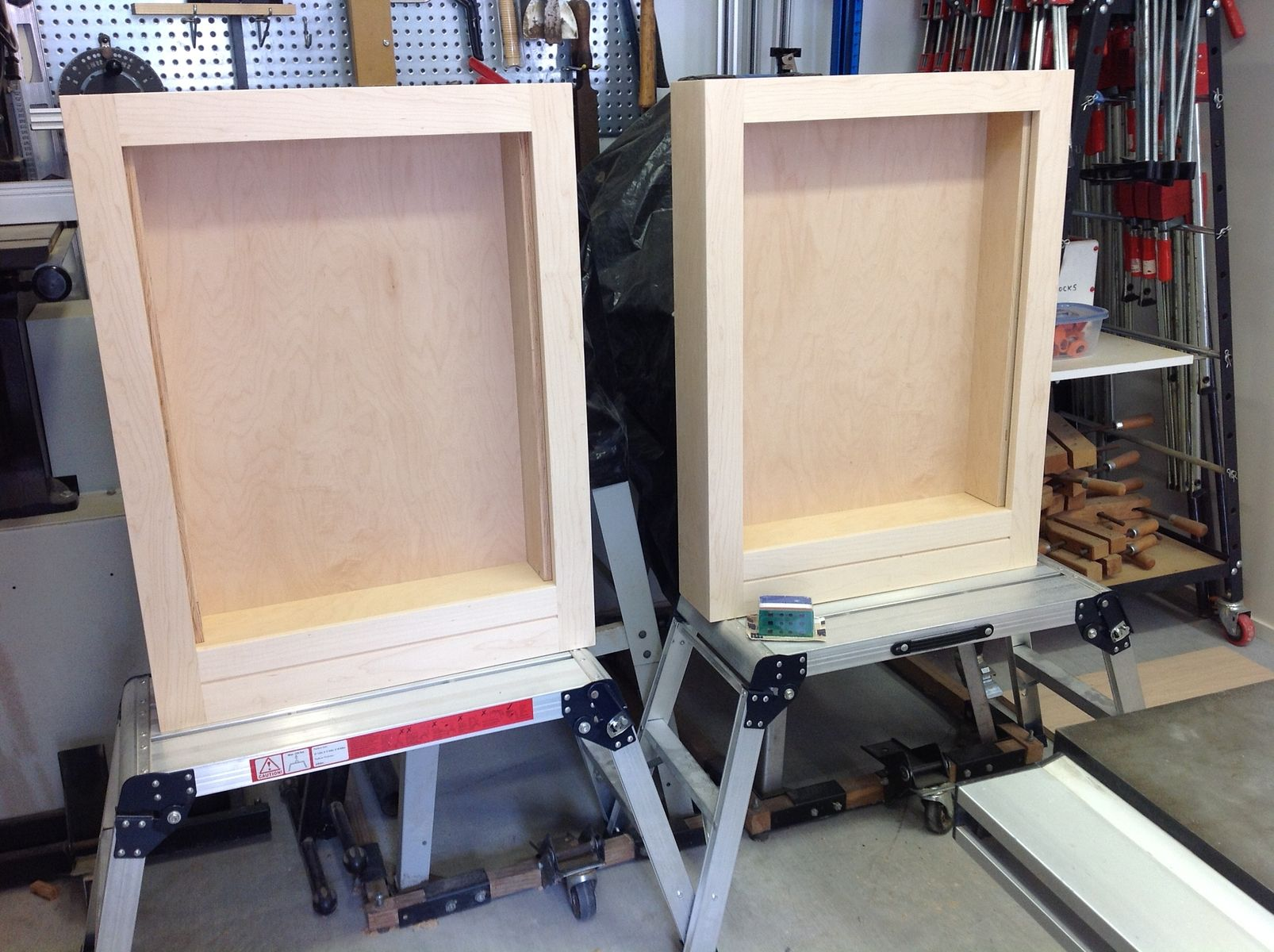 Hand Crafted Custom Medicine Cabinet Unfinished By