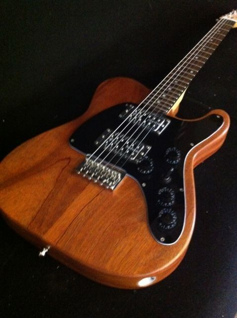 Custom Made Hand Built Electric Guitars And Basses By