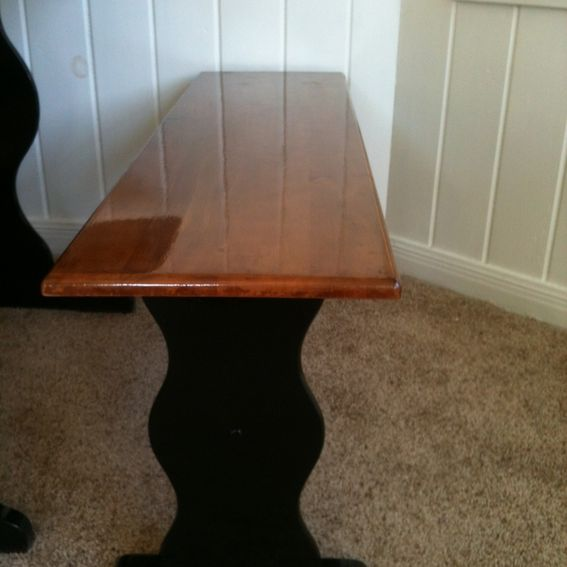 Hand crafted custom repurposed dining table by jilliann for Repurposed dining table