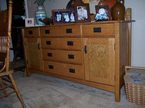Custom Made Sideboard Buffet