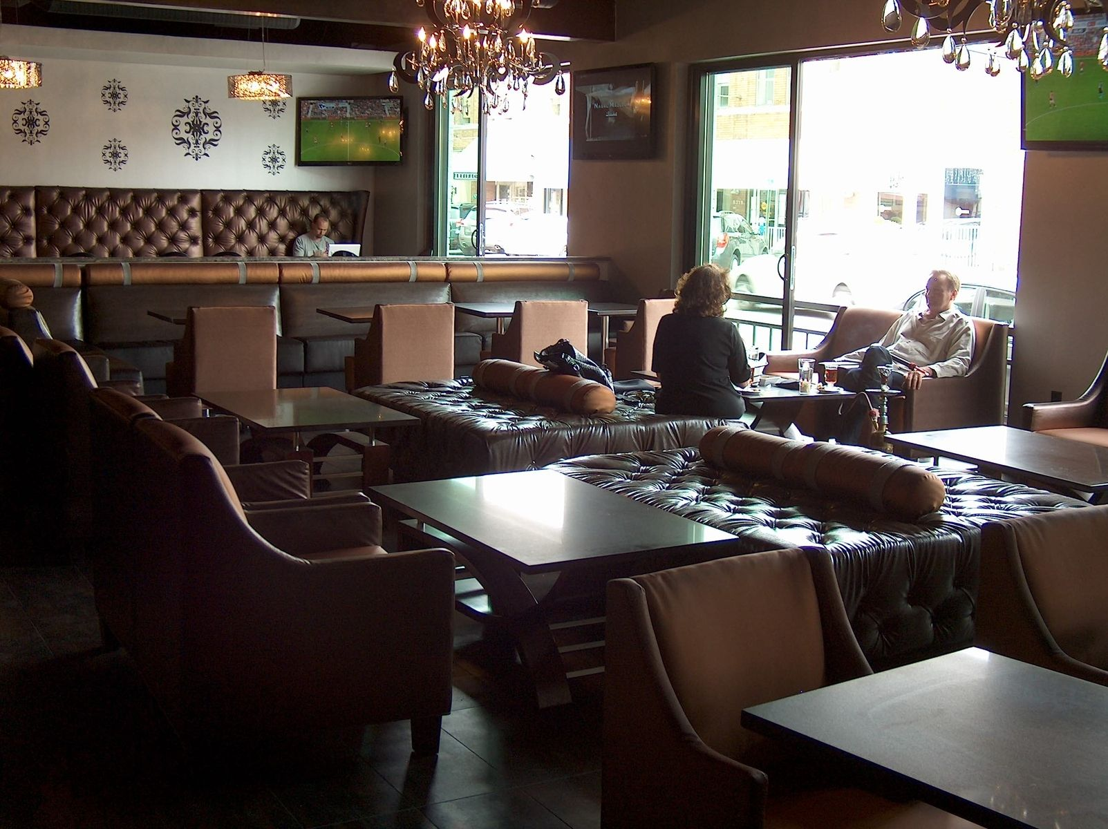 Custom Hookah Lounge And Restaurant By Access Designer