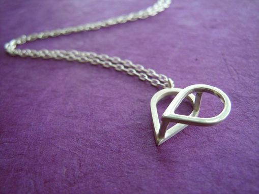 Custom Made Small Heart Pendant
