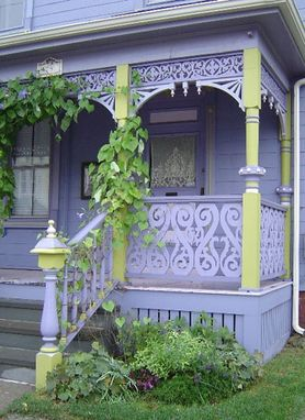 Custom Made Custom Front Porch