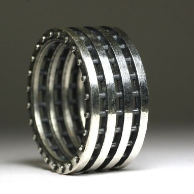 Custom Made Industrial Rings