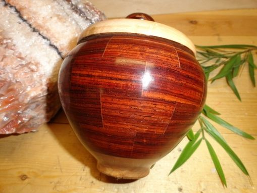 Custom Made Wood Bowls