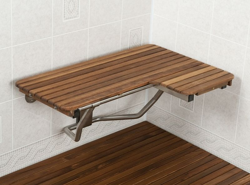 Hand Made Teak Left Right Hand Ada Compliant Bench By Teakworks4u