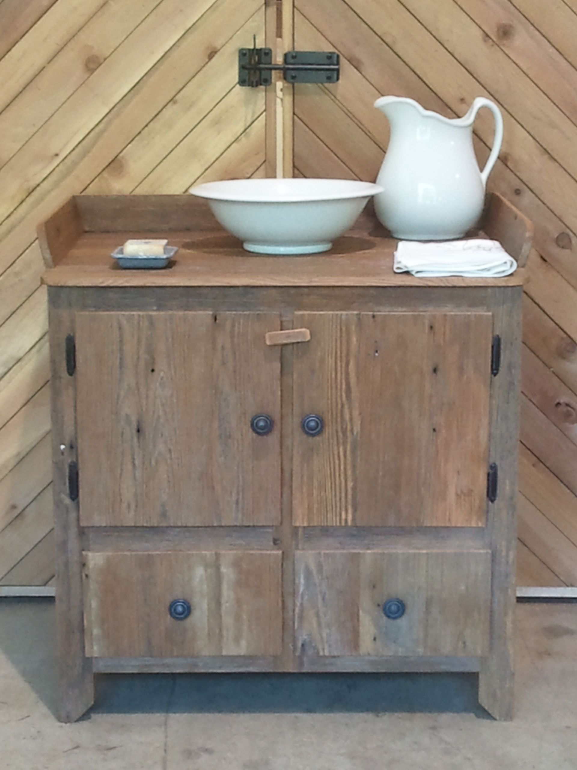 Custom Dry Sink By Big Barn Woodworks Custommade Com