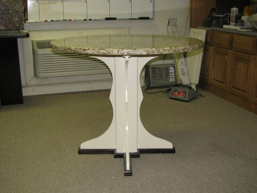 Custom Made Custom Breakfast Table