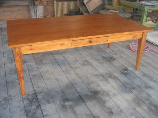 Custom Made 6ft Farm Table