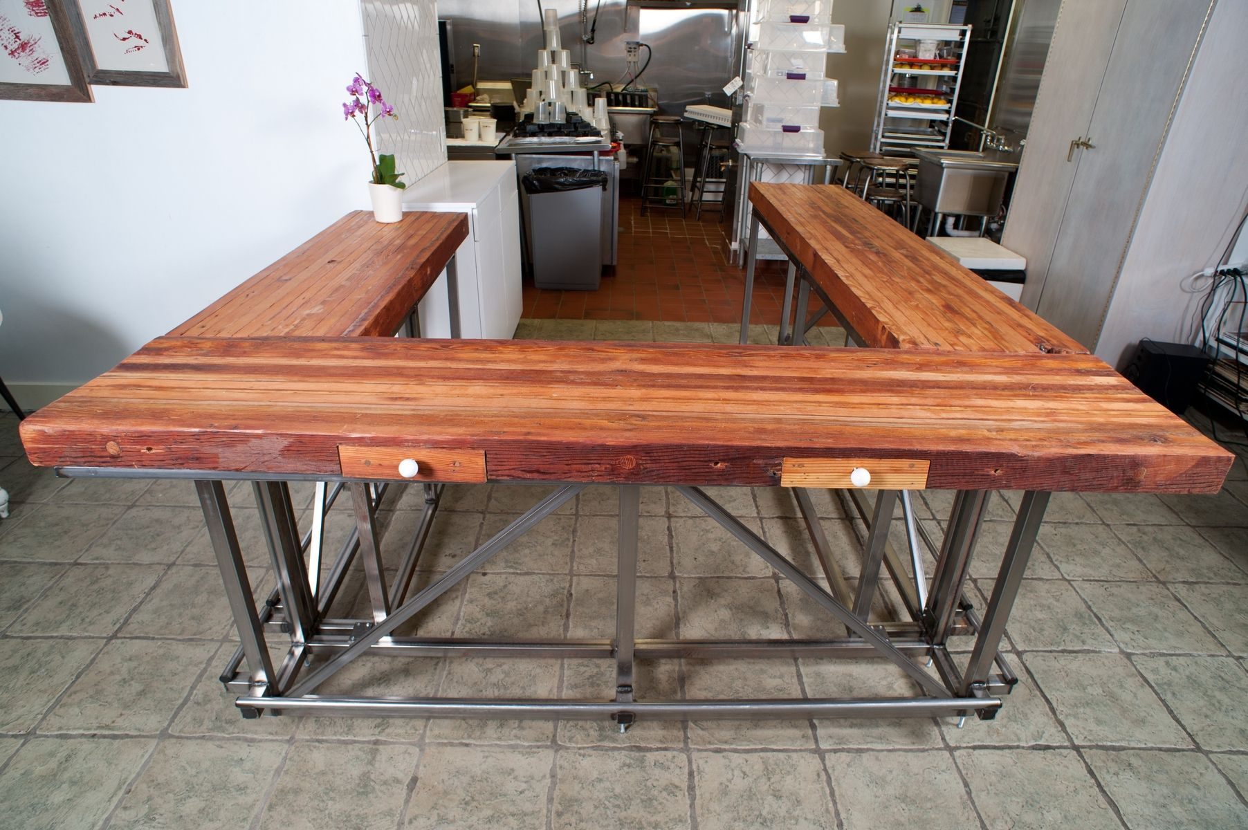 Custom Ox U Bar By Dumptruck Design Custommade Com