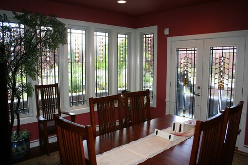 Custom Made Prairie Style Windows