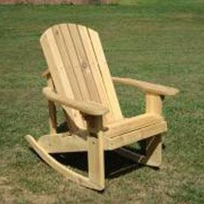 custom adirondack chairs. Black Bedroom Furniture Sets. Home Design Ideas