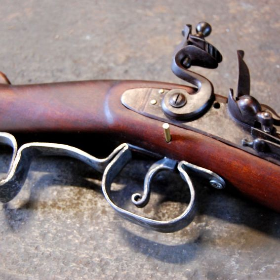 Handmade Flintlock Shotgun Southern Mountain By Iron John