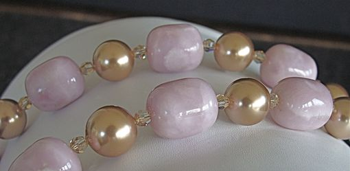 Custom Made Pink Opal Elegance